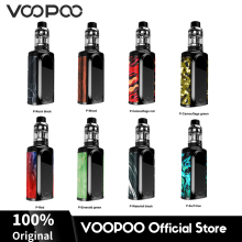 Original VOOPOO VMATE 200W MOD BOX TC Kit 8ML 3.5ML UFORCE T1 Tank Atomizer no Dual 18650 Battery Electronic Cigarette Vapor tc helicon voicetone t1