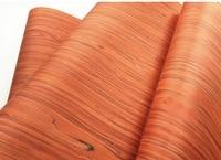 2PCS LOT L 2 5Meters Pcs Wide 62cm Thickness 0 2mm Technology Rosewood Pattern Wood Veneer