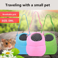 Outdoor Small Pet Cat Rat Hamster Hedgehog Warm Bag Supply Hamster Gold Hedgehog Portable Out Package Pets supply