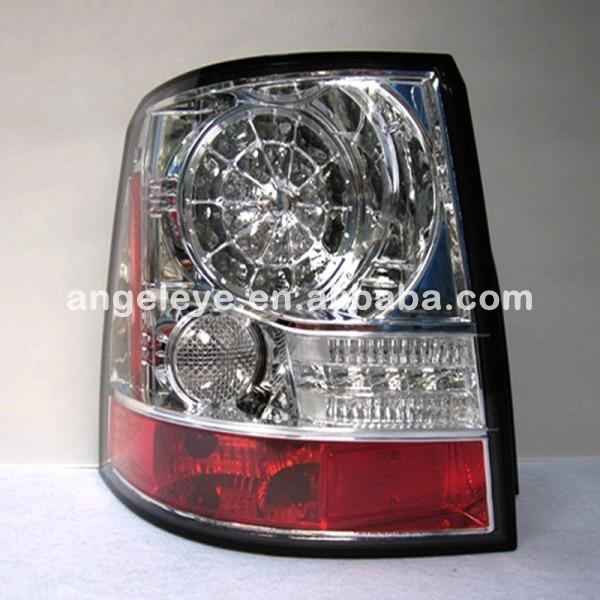For Range Rover Sport LED Tail Lamp For Land Rover Rear light Chrome Housing 2003 2013 year SN