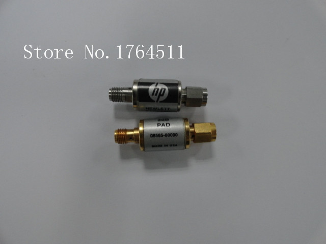 [BELLA] ORIGINAL 08565-60090 DC-12.4GHz 3dB 2W SMA Coaxial Fixed Attenuator