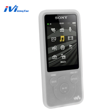 цена на E583 E584 E585 S784 Case for Sony Walkman MP3 NWZ-E583 NWZ-E584 NWZ-E585 S784 S785 S786 Rubber Gel Silicone Skin Case soft Cover