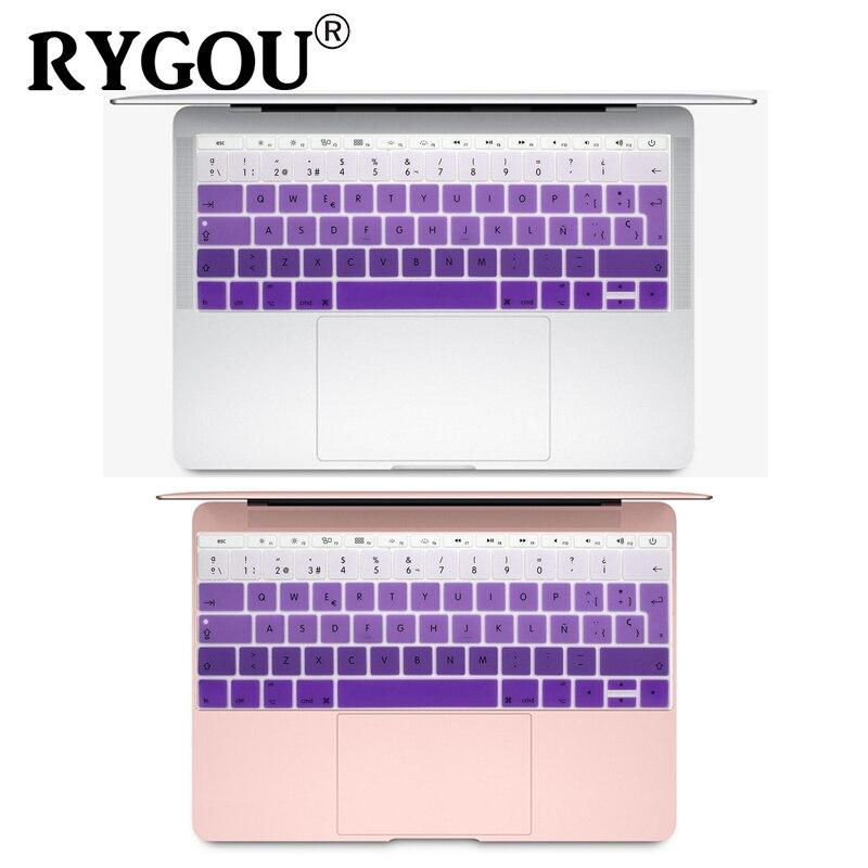 Macbook Air は 12 インチ A1534 と新 Macbook Pro の 13 インチ A1708 A1988  、スペイン語