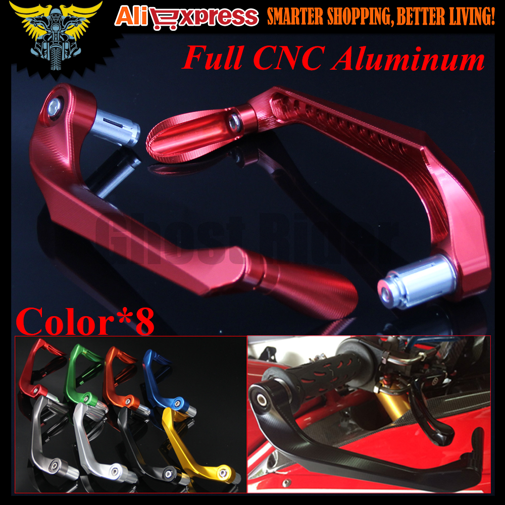 For Honda CBR600RR CBR900RR CBR929RR CBR954RR CBF600/SA 7/8 22mm CNC Motorcycle Handlebar Brake Clutch Levers Protector Guard 9 color cnc brake clutch levers blade for 2000 2001 honda cbr929rr cbr 929 rr