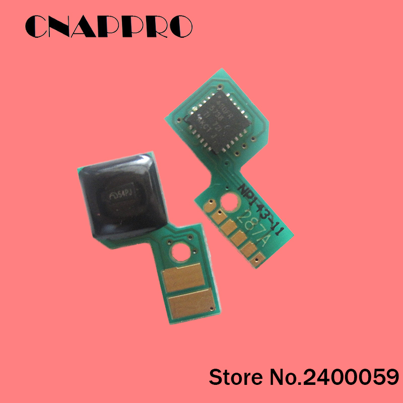 4PCS/Lot CRG-040H CRG040H CRG 040 Refill Toner Cartridge Chip For Canon LBP712Ci LBP710Cx LBP712Cx LBP 712Cdn 712Ci 710Cx 712Cx цена