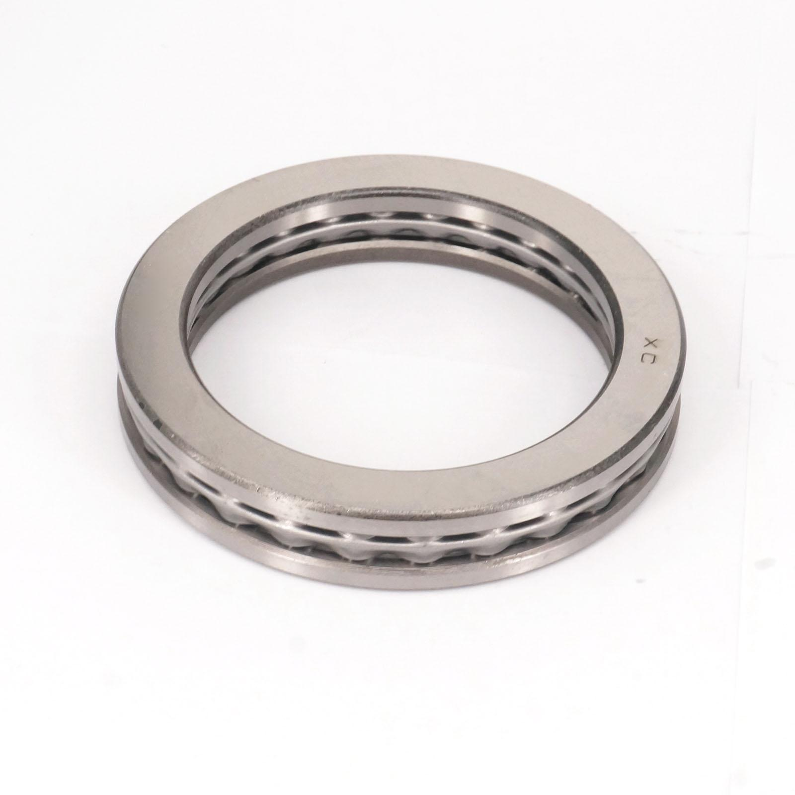 51124 120x155x25mm Axial Ball Thrust Bearing Set(2 Steel Races + 1 Cage)AEBC-1