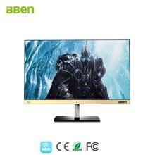 Bben 23.8″ windows10 All-in-One computer Desktop intel i5 core up to 3.7GHz , ddr3 8GB RAM, ROM 128GB SSD+500GB HDD WiFi BT4.0