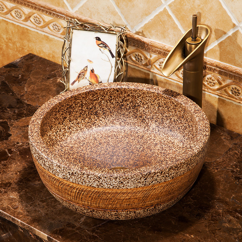 Permalink to Rectangular Jingdezhen Bathroom ceramic sink wash basin Porcelain Counter Top Wash Basin Bathroom Sinks sink bathroom vanity