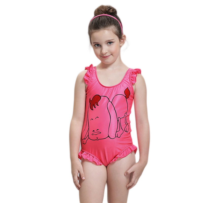 Aliexpress.com : Buy 2017 New Children's Swimwear Girls ...