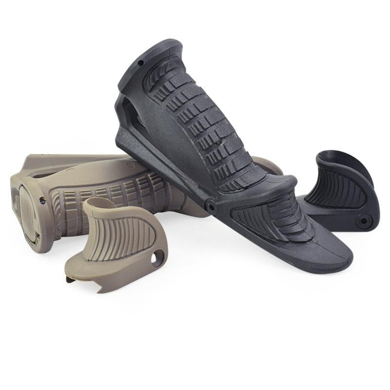 Water Gun Modification Accessories Triangle PTK Nylon Grip FBA Handle Front Grip Handle
