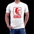 Русский камаз принт в виде логотипа россии бренд мужской майка гонка футболку футболки