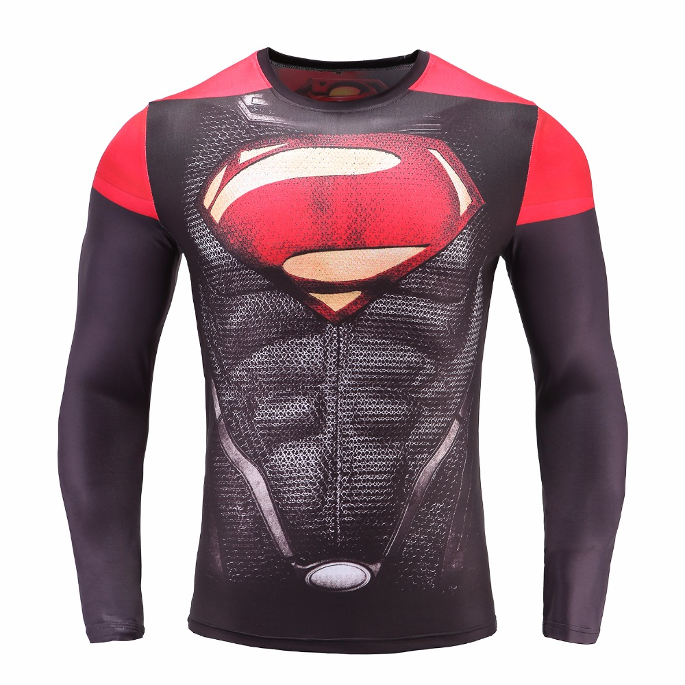 Buy compression shirt batman vs superman for Compressed promotional t shirts