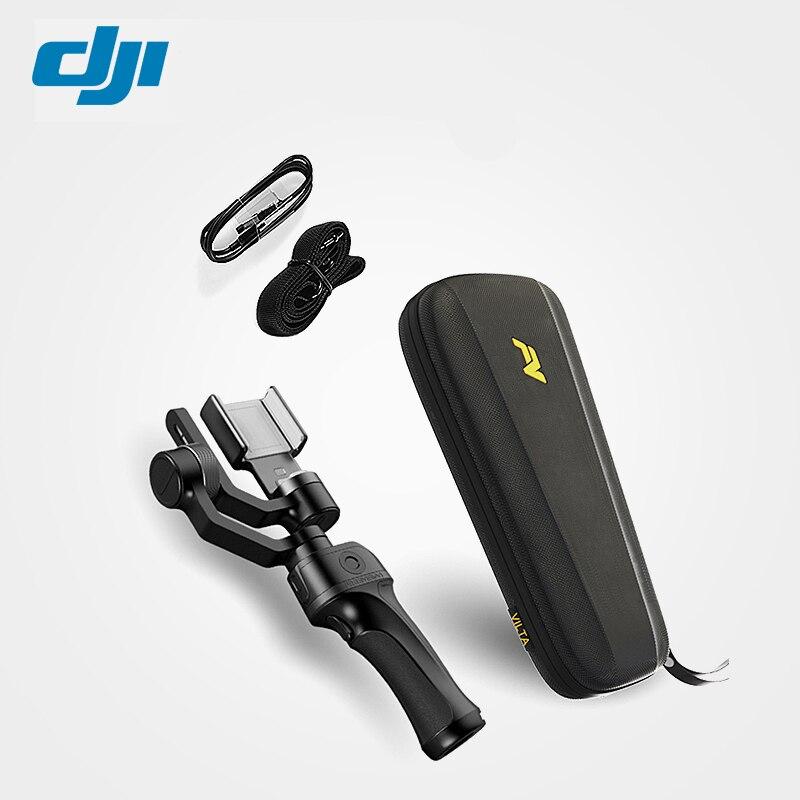 Freevision Vilta-m 3-axes De Poche Cardan Smartphone Stabilisateur pour iPhone Samsung s8 GoPro HERO5 4 3 Vilta m PK Lisse 4 OSMO 2