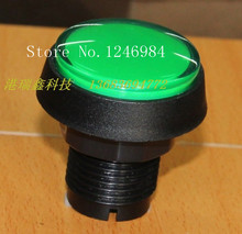 [SA]Video game consoles accessories round button green button hypotenuse mainframe computer switch button–20pcs/lot