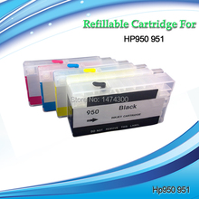 HOT in market with high quality!Officejet Pro 8610/8620/8630/8640/8660/8615/8625 for hp950/951 recharge ink cartridge
