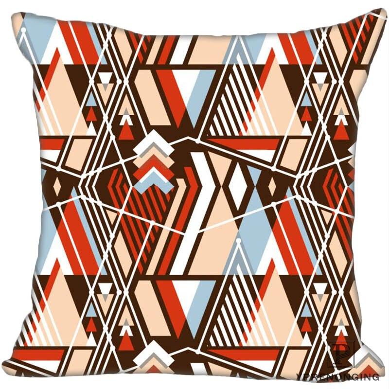 Short Plush Cushion Case Square Sofa Car Nap Throw Pillow Cover Supply 40*40cm Z
