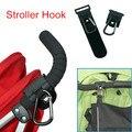 2pcs/lot Baby Stroller Hook Stroller Accessories Pram Hooks Hanger for Baby Car Carriage Buggy Pushchair Hanger carrinho de bebe