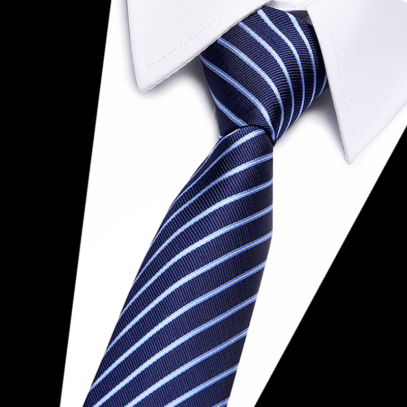 New Classic 100/% Jacquard Woven Silk Solid Stripes Pure Colors Men/'s Tie Bow