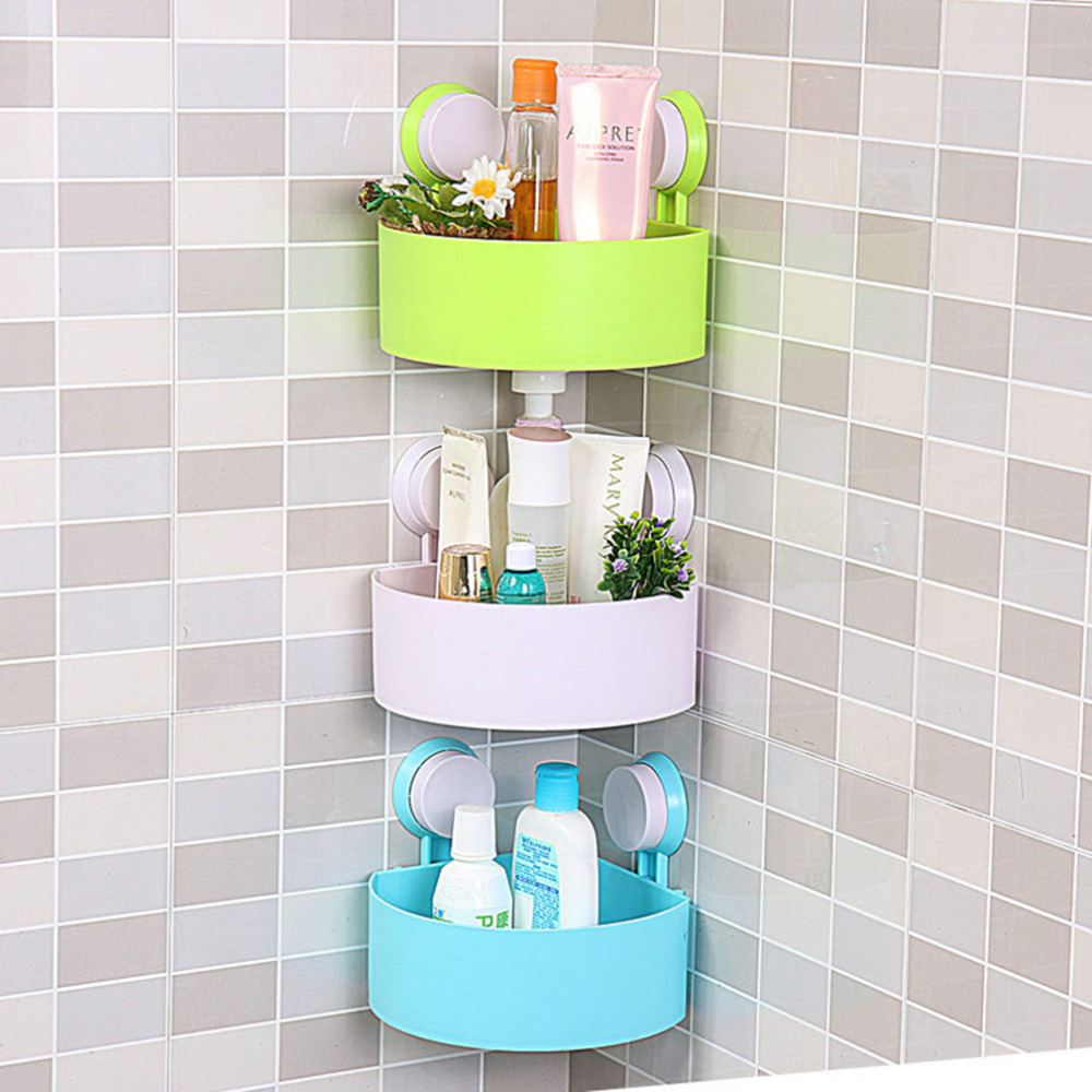 Lovely Bathroom Corner Storage Rack Organizer Shower Wall Shelf with  Suction Cup hot search China. Popular Bathroom Corner Storage Buy Cheap Bathroom Corner Storage