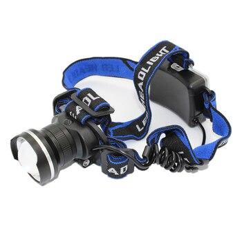 LED Headlamp XML T6 1000 Lumens Headlight Front Flashlight 3 Mode Torch Lights Power by 3 x 1.5V AA Battery sitemap 165 xml