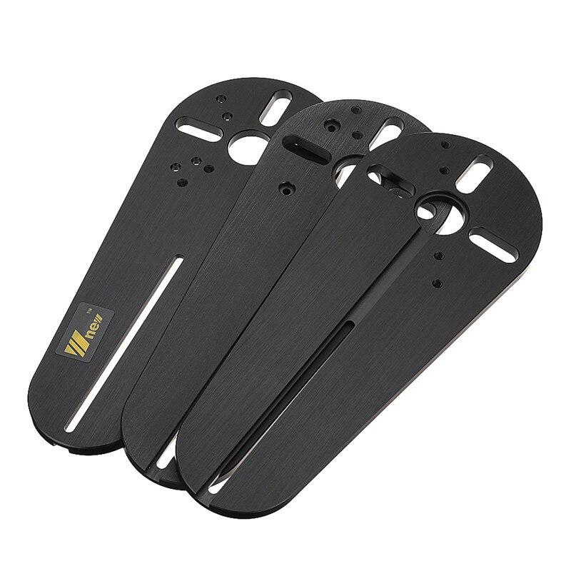 1 Set Kreis Schneiden Jig Für Kleine Elektrische Hand Router/trimmer Holz Router Holz Fräsen Kreis Nut Werkzeuge