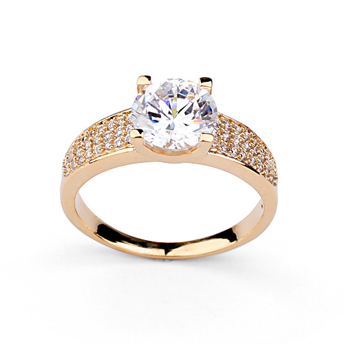 Wholesale Italina Rhinestone Cz Iced Out 1 7ct Channel Setting 4
