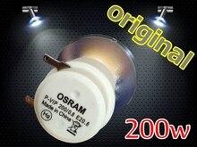 OSRAM P-VIP 200/0.8 E20.8 projector buld lamp (100% original) For vivitek optoma Projectors