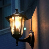 European style retro wall lamp outdoor lights villa balcony garden lamps lamp waterproof lamp