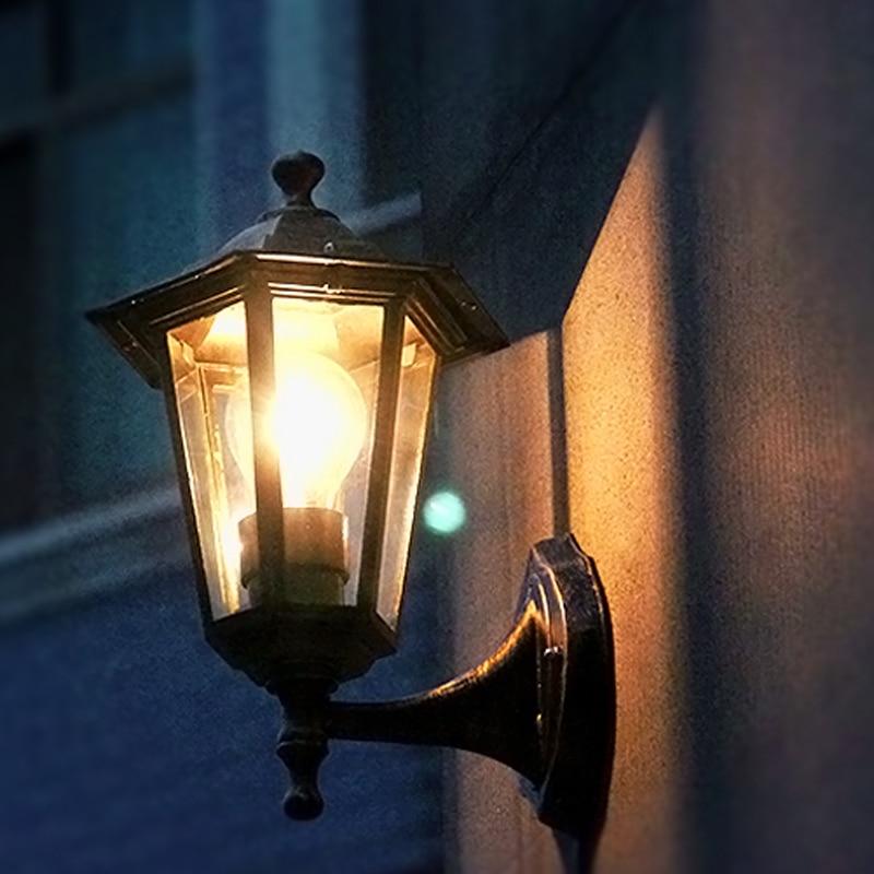 European style retro wall lamp outdoor lights villa balcony garden lamps lamp waterproof lamp european outdoor lamp back to ancient door post lights house lamp garden wall lights villa wall lamp lu8091830