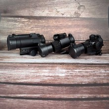 Riflescopes M2 M3 M4 Sighting Telescope Laser Gun Sight with Reflex Red Green Dot Scope
