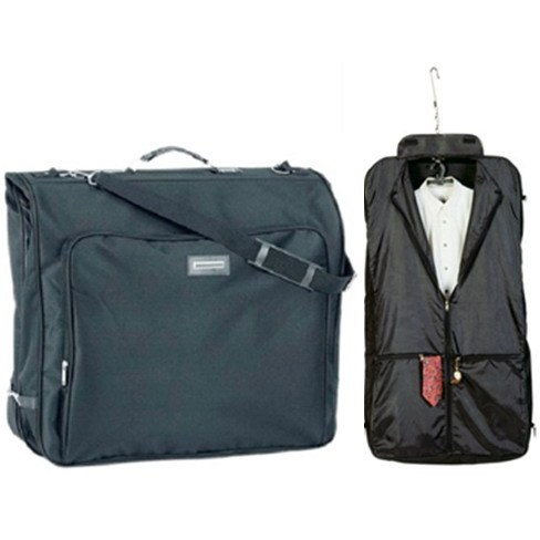 Free Shipping High Quality Suit Cover Business Carrier Bag Dustproof Clothes Storage Garment