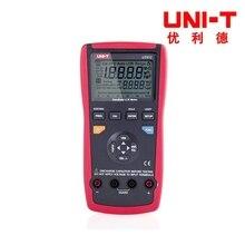 Usb Interface 20000 Compte W Inductance Fréquence Test Déviation Ratio Mesure Uni T Ut612 Multimetro Mètres