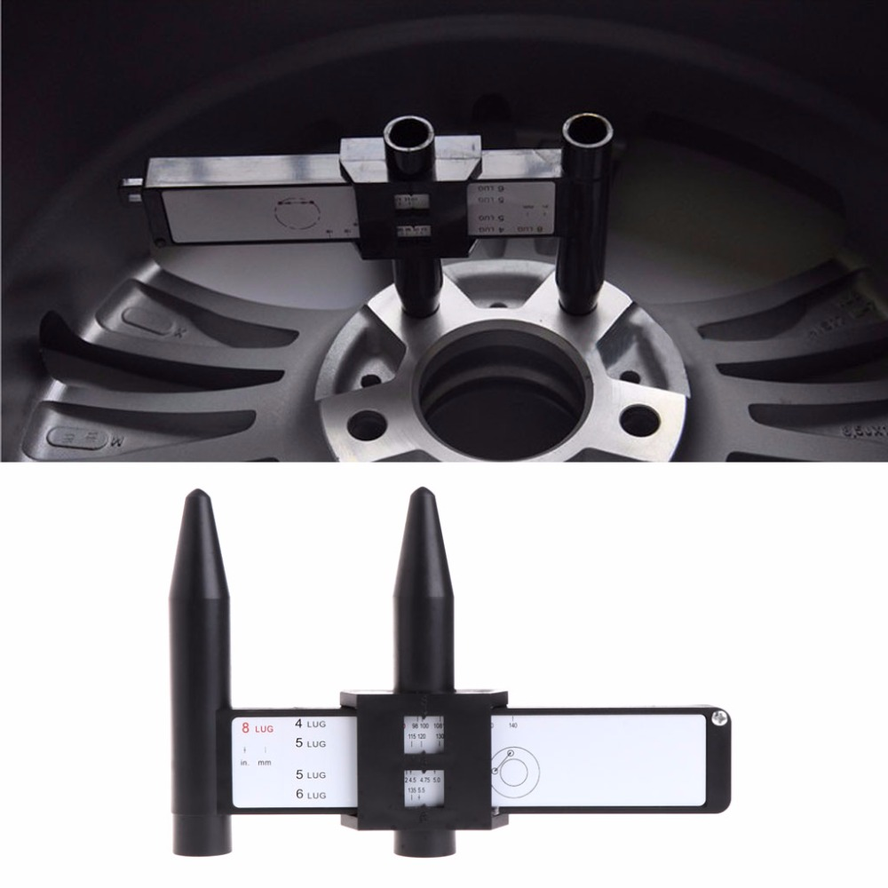 Messuring Wheel Bolt Tools Pattern