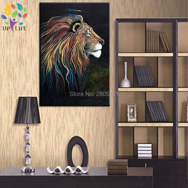 Vaji i kafshëve deokruese të stilit Bohemian të pikturuar me dorë - Dekor në shtëpi - Foto 2