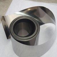 0.6x100x1000mm Professional Titanum Foil Titanium Sheet TA2 Titanium Strip Plate Belt