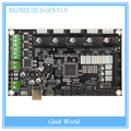 BIQU BIGTREETECH GEN V1.0 плата управления 4 слоев PCB МКС Gen V1.4 Ramps1.4/Mega2560 R3 a4988/DRV8825/TMC2100