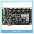 BIQU BIGTREETECH GEN V1.0 tablero de control 4 capas PCB MKS Gen V1.4 Ramps1.4/Mega2560 R3 a4988/DRV8825/TMC2100