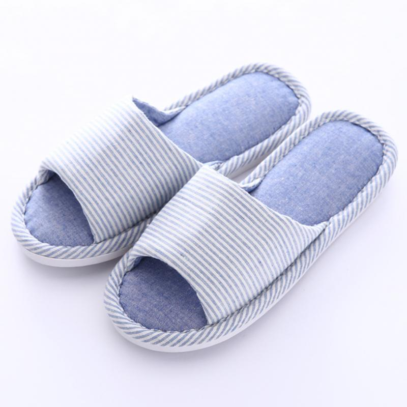 купить 2018 Anti-slip Women Indoor Slippers Home slippers Female Indoor Slippers Women Soft Sole Women Shoes Winter Warm Shoe онлайн
