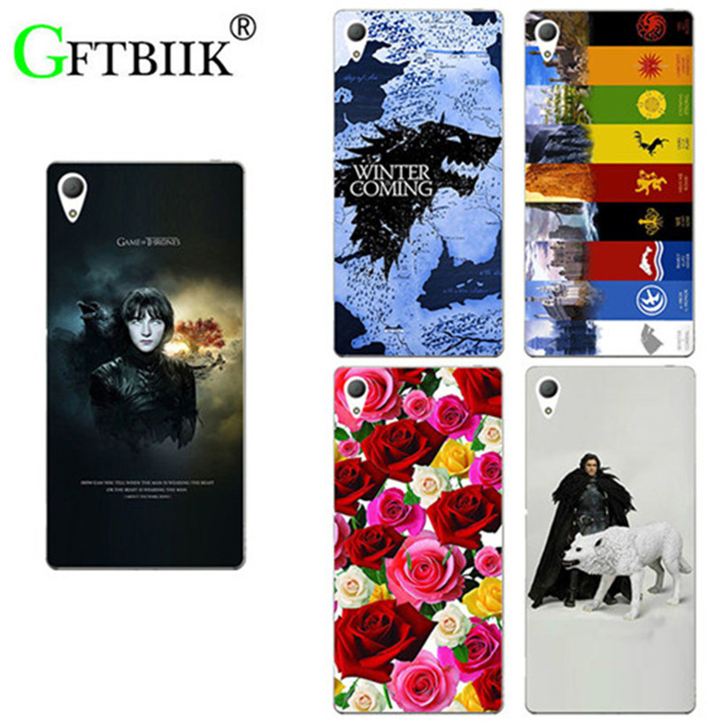 For Game Of Thrones 7 <font><b>Case</b></font> For <font><b>Oneplus</b></font> X /One Plus X <font><b>E1001</b></font> E1003 5.0