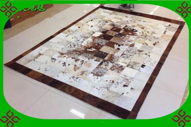 ⑥2018 el envío libre 100% genuino natural de la alfombra del ...