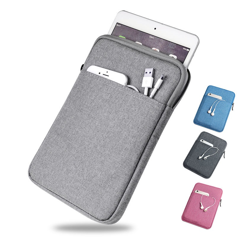 Shockproof Tablet Sleeve Pouch Case Cover for iPad mini 2 3 4 iPad Air 1/2 Pro 9.7 inch Cover thick 2018 New