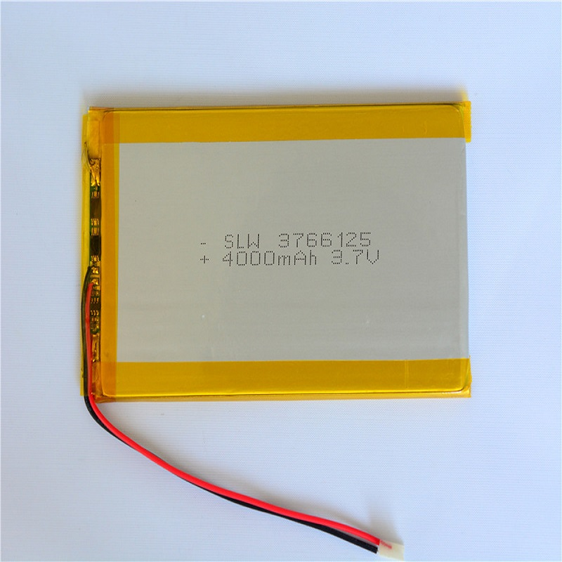 500pcs Wholesale Rechargeable Batteries 3 7v 4000mah Lipo Lithium Battery Li Polymer Battery Pack Bateria For