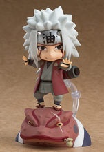 Anime Naruto Nendoroid 886 Jiraiya Cute 10cm BJD Action Figure New Ninja Model Toys(China)