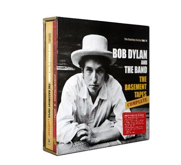 Seal: Bob Dylan The Bootleg Series Vol. 11 6 CD free shipping the unwritten vol 11