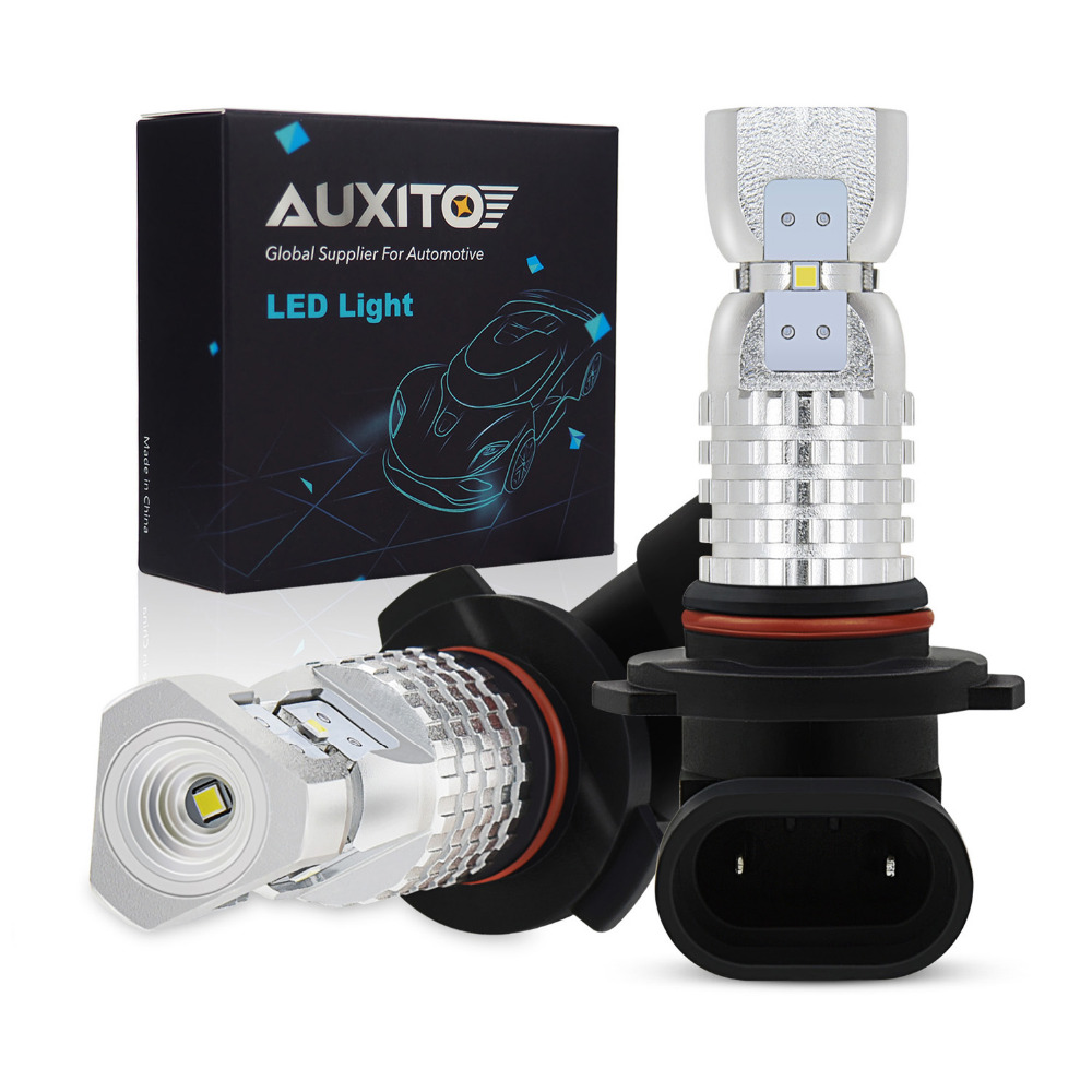 2PCS H8 H11 LED H10 9145 HB3 9005 HB4 9006 PSX24W H16 LED Fog Light Bulbs For BMW E46 E90 E60 X3 E83 E39 F20 Z3  E71 F10 Audi A6