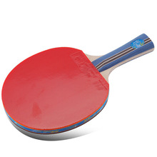 цена на Original Double fish 3star table tennis racket bat pingpong paddle fast attack loop for beginner players  two sides with rubbers