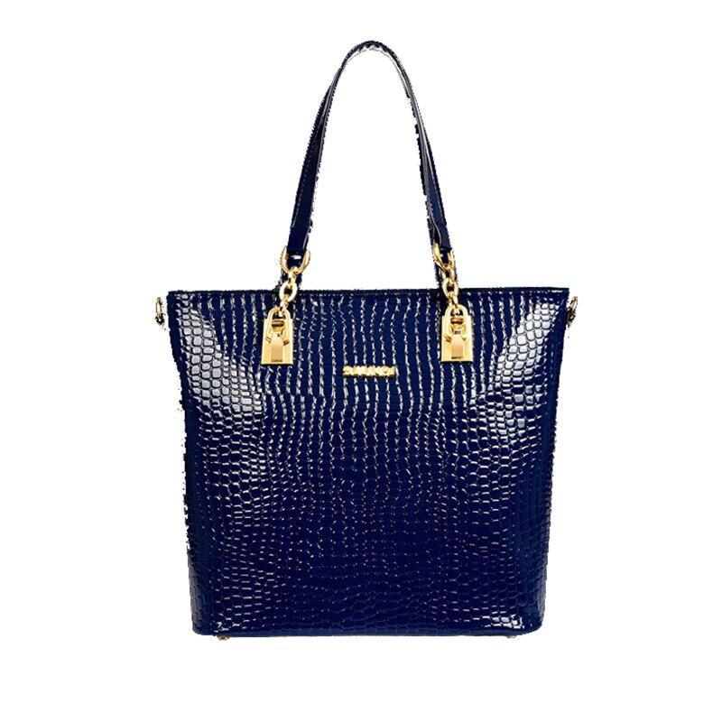 6 Pcs Set Luxury Bag Handbag Shoulder Bag Tote KeyWallet PU Leather  Designed Top-handle Bag For Women Female Messenger Bag TTOU 001e176e13d62