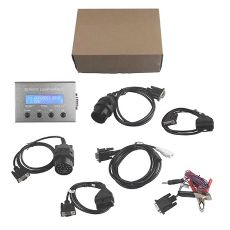 Universal 10 In 1 Service Light & Airbag Reset Tool Essential Tool for Resetting of Oil Service Light , Oil Service Mileage etc giacomo copani service business models in the machine tool industry