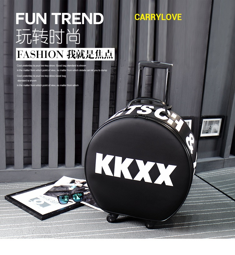 CARRYLOVE personality fashion noble luggage series 20 inch size Oxford Rolling Luggage Spinner brand Travel SuitcaseCARRYLOVE personality fashion noble luggage series 20 inch size Oxford Rolling Luggage Spinner brand Travel Suitcase