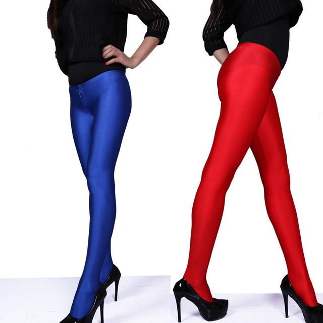 d26d34dfec15e Low Waist Invisible Zipper Open Crotch Leggings Women Club Fantasy Exotic  Pants Fitness Pantyhose Sexy Boot Pant Capris Trousers